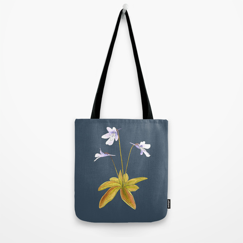 Butterwort Tote Bag
